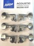 Ashton AMH16 Machine Heads thumb